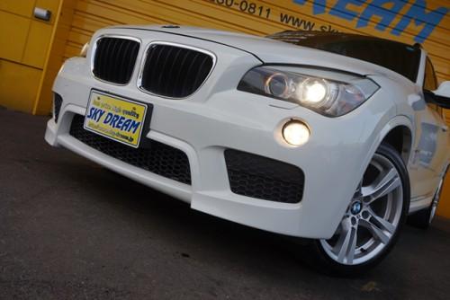 BMW X1Sドライブ18IMスポーツパッケージ