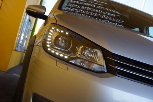 LEDポジション付きバイキセノンライト