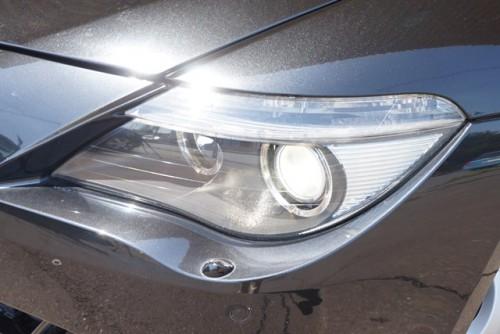 BMW 純正バイキセノンライトの装備です!