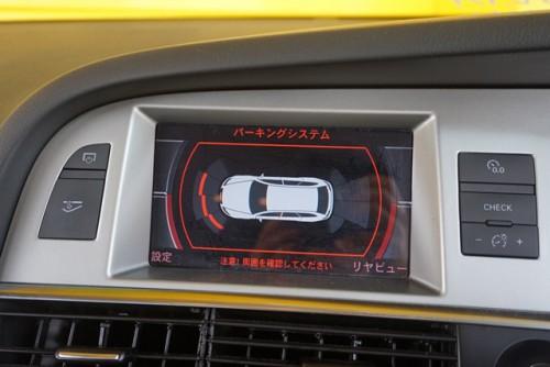 便利で安心のアウディパーキングシステム付きです!