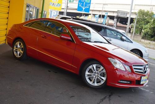 大人気のメルセデスベンツ E350クーペ ラグジュアリーパッケージでとてもキレイなお買得車です!