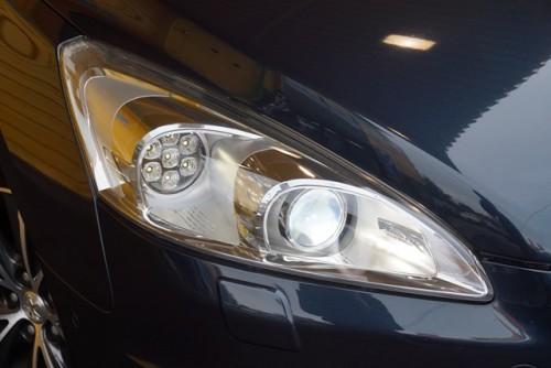 純正のバイキセノンライト!LEDウィンカーとなっております!!