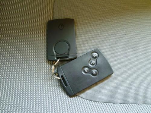 オシャレなカードキーでプッシュエンジンスタートです!!