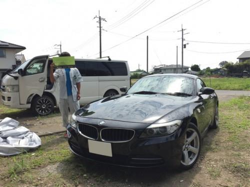 H22y BMW Z4 SDrive 23I ご納車