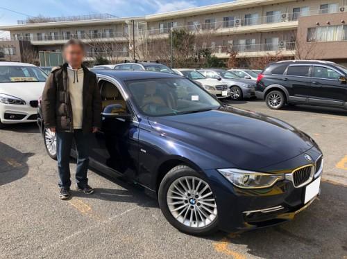 H26y BMW 320id ご納車
