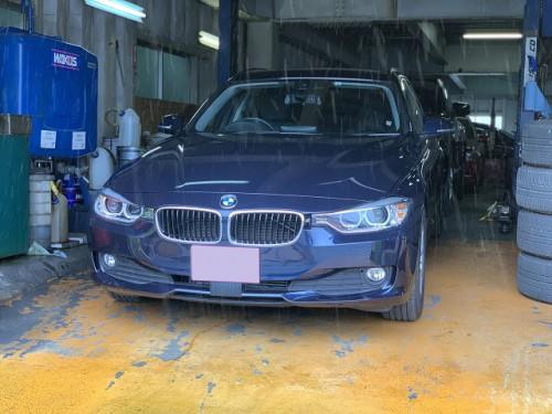 H26y BMW 320d F31 ご納車