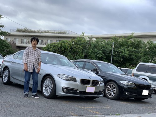 H27y BMW 523i F10 Luxury ご納車