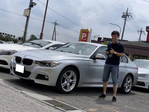 H26y BMW 320i F30 xdrive M sport Package ご納車