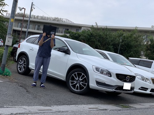 H28y Volvo V60 Crosscountry T5 AWD SE ご納車