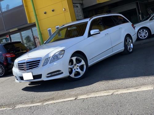 H24y Mercedes Benz E350 S212 BuleEFFICIENCY Avantgarde Radar Safety Package ご納車