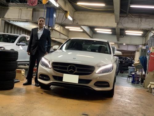 H26y Mercedes Benz W205 Avantgarde Radar Safety Package ご納車