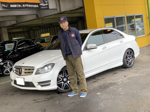 H25y Mercedes Benz C180 W204 AMG Sport Package Plus Radar Safety Package ご納車