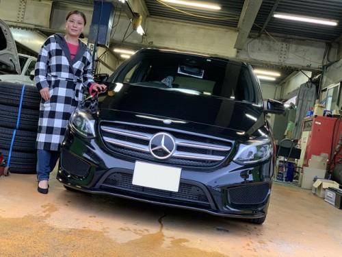 H28y Mercedes Benz B180 W246 Sport Radar Safety Package ご納車