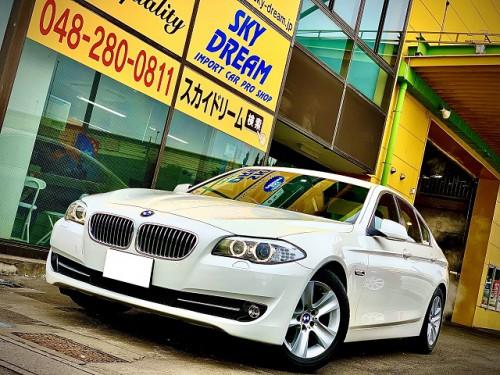 H25y BMW 528i F10 ご納車