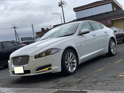 H23y Jaguar XF 2.0 Premium Luxury